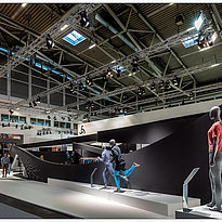 Ispo-2018-Messe-München-Messestand-Beleuchtung